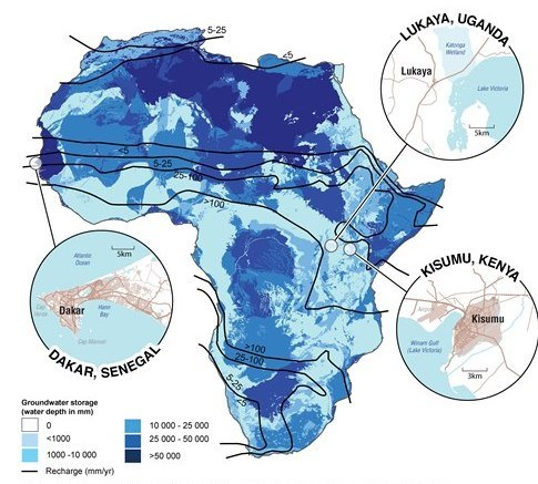 Fig1 African Groundwater Observatories Map v2
